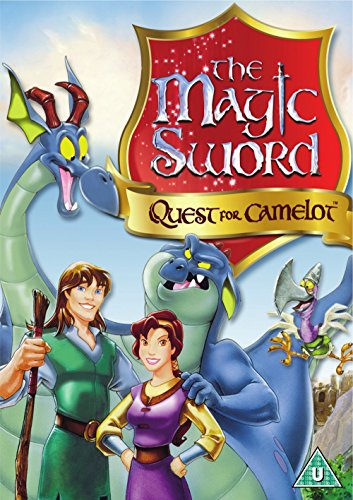 Quest for Camelot [Reino Unido] [DVD]