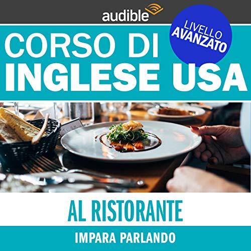 Al ristorante (Impara parlando) copertina