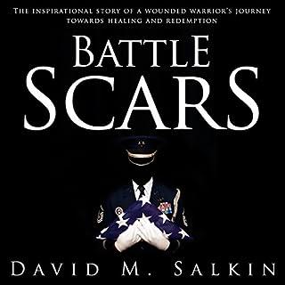 Battle Scars audiobook cover art