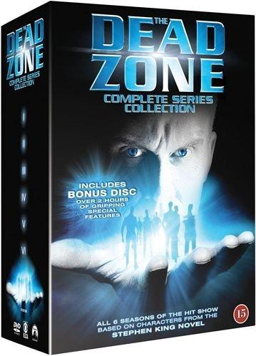 La zona muerta / The Dead Zone (Complete Series Collection) - 18-DVD Box Set ( Dead Zone (Seasons 1-6) ) [ Origen Sueco, Ningun Idioma Espanol ]