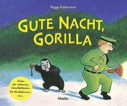 Buchcover von Gute Nacht Gorilla
