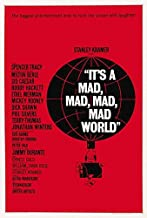 It's a Mad Mad Mad Mad World POSTER Movie (27 x 40 Inches - 69cm x 102cm) (1970) (Style C)