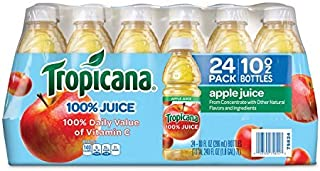 Tropicana 100% Apple Juice - 24/10 oz. bottles by MegaDeal