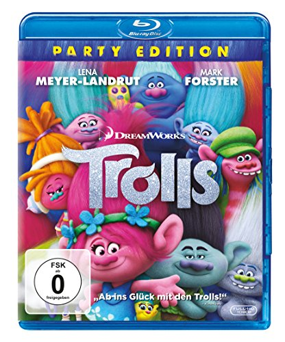 Trolls - Party Edition [Blu-ray]