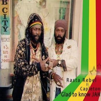 Glad to Know Jah (feat. Capleton)