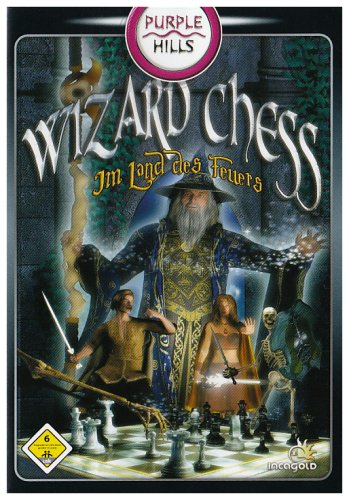 Preisvergleich Produktbild Wizard Chess - Im Land des Feuers