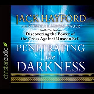 Penetrating the Darkness audiobook cover art