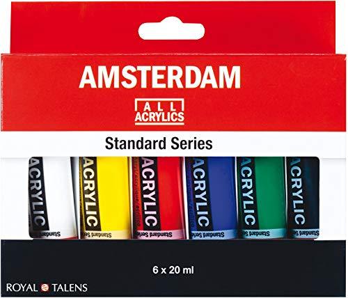 Pintura Acrilica Amsterdam Marca Amsterdam
