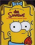 Die Simpsons - Die komplette Season 8 (Kopf-Tiefzieh-Box, Collector's Edition, 4 DVDs)