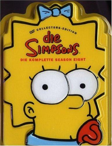 Season 8 (Kopf-Tiefzieh-Box, Collector's Edition, 4 DVDs)