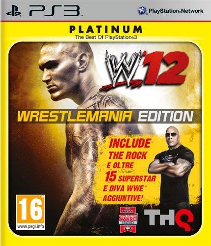 WWE 12: Wrestlemania - Platinum Edition