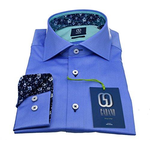 Gabano Herrenhemd GBN210-04 Modern Fit, Kleidungsgröße:XL