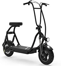 SKRT Electric Scooter 350W 48V 18.6 Miles Long-Range Battery Foldable Easy Carry Portable Design, Adult Electric Scooter Up to 18MPH Commuter Scooter