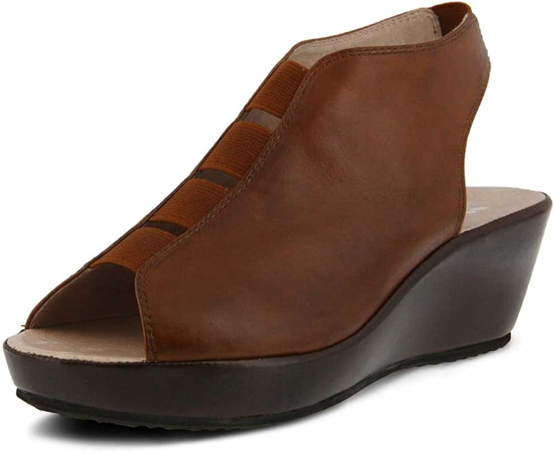 Spring Step Women's Sandal Max 61% OFF Wedge sale Connie