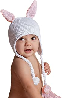 Huggalugs Hugbunny Bunny Rabbit Children`s Beanie Hat