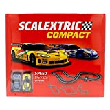 Scalextric Speed Devils, Color Rojo, única (Scale Competition Xtreme C10255S500)