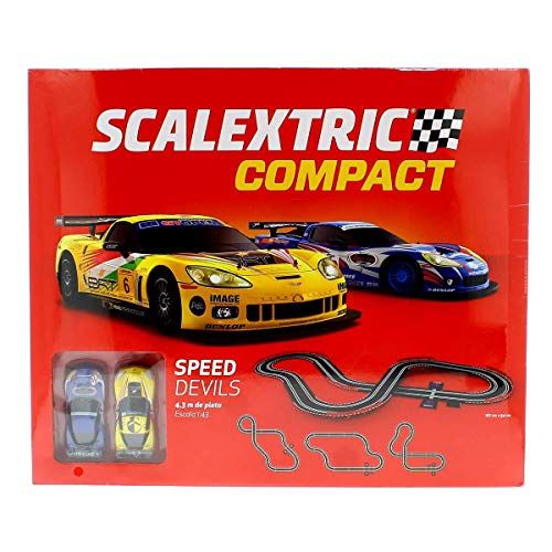Scalextric C3726 GM Chevrolet Corvette Stingray L88 Coche