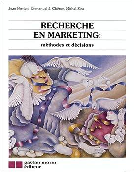 Hardcover Recherche en market.method.decisions (GAËTAN MORIN ÉDITEUR (QUEBEC)) [French] Book