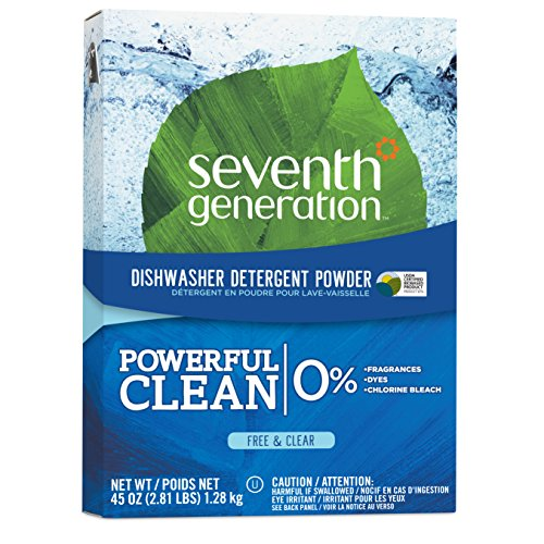 Seventh Generation Dishwasher Detergent...