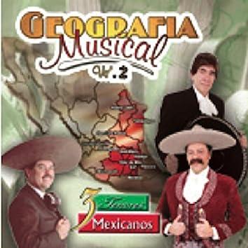 Geografia Musical Vol. III