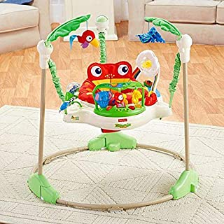 Multifunctional Electric Baby Jumping Walker Cradle Rainforest Baby Swing Body-Building Rocking Chair Lucky Child Swing Fo...