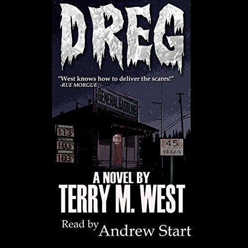 Dreg audiobook cover art