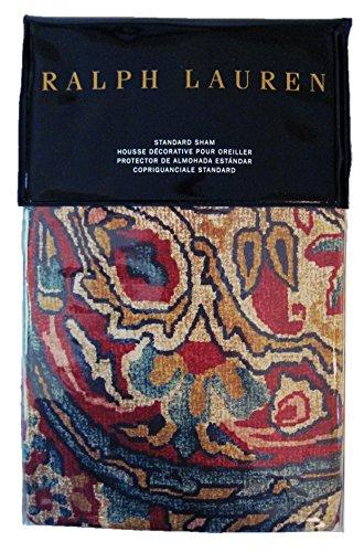 Ralph Lauren Bohemian Muse Larson Standard Pillow Sham