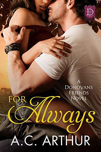 For Always: A Donovan Friends Novel