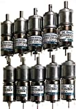 DC Gear Motor Planetary Gear - Industrial Quality - 10 Pack