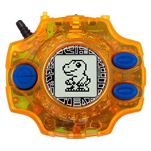 Bandai Digimon 15th Anniversary Digivice - Taichi Orange Color Exclusive Limited