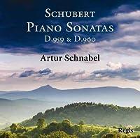 Plays Schubert by ARTUR SCHNABEL