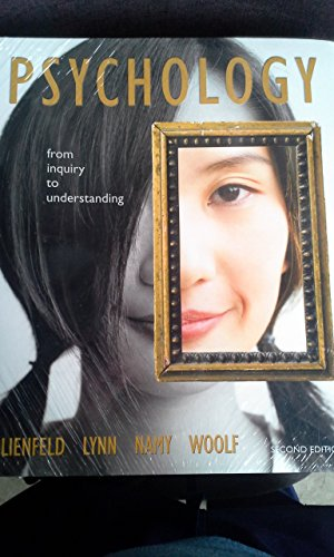 Psychology: From Inquiry to Understanding (paperback) and NEW MyPsychLab with Pearson eText (2nd Edition)