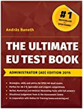 The Ultimate EU Test Book 2015 - Andras Baneth