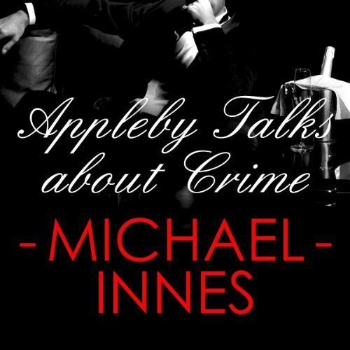 Appleby Talks About Crime cover art