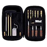 Best Handgun Cleaning Kits - BOOSTEADY Universal Handgun Cleaning kit .22.357.38,9mm.45 Caliber Pistol Review