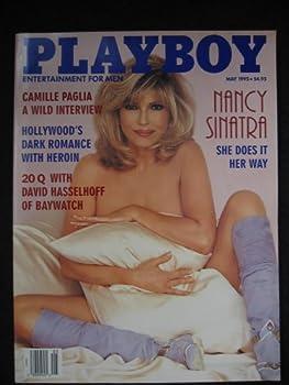 Playboy Magazine May 1995 w/ Nancy Sinatra on the Cover