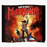 Julielindh Metal of Manowar King 2019 Tour Hsbiy Geschenk