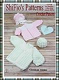 Häkelanleitung - CP18 - Set für Babys: Jacke und Mütze für Mädchen und Jungen
