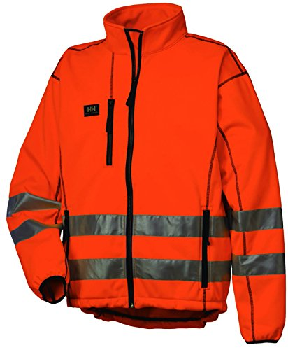 Helly Hansen softshell jack Vitoria Jacket 74005 functionele jas 3XL oranje