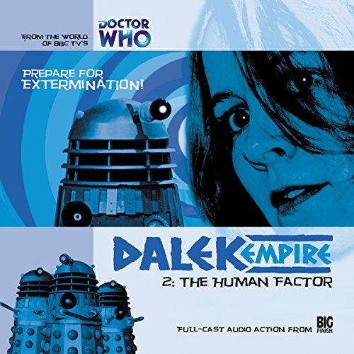 Dalek Empire - 1.2 The Human Factor audiobook cover art