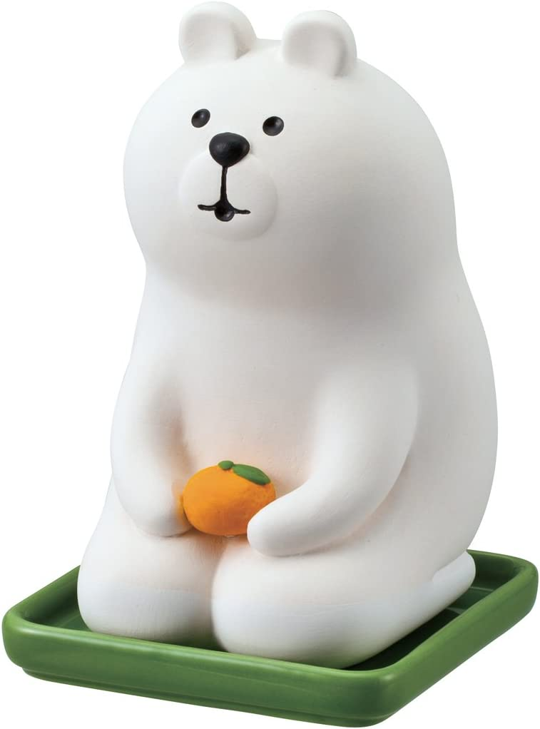 Import Decole Concombre Japan Maker New Mini Natural Polar Bear Humidifier