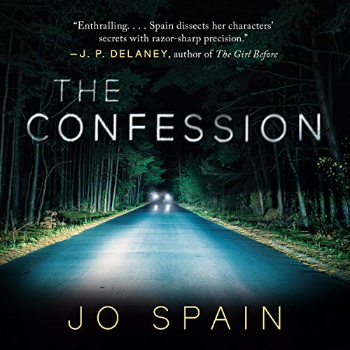 The Confession audiobook cover art