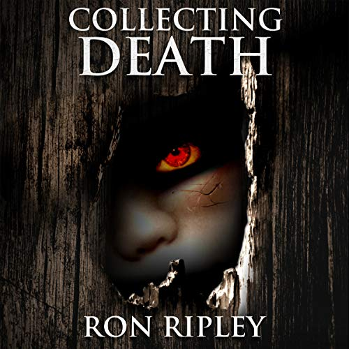 Collecting Death audiobook cover art