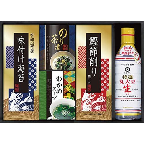 kikkoman(キッコーマン) キッコーマン生しょうゆ&和食詰合せ(NBL-25)