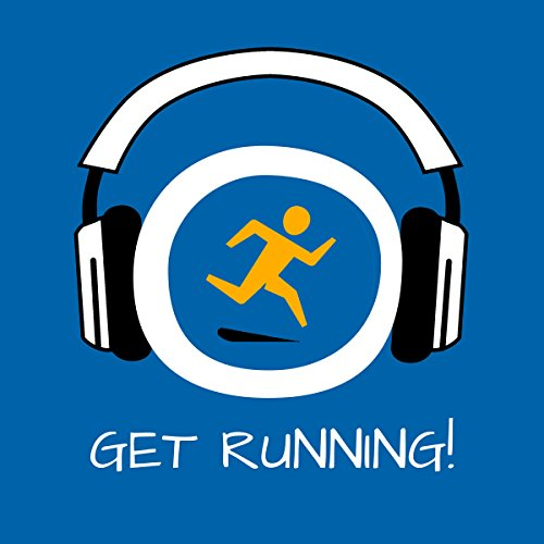 Get Running! Running Motivation by Hypnosis audiobook cover art