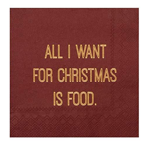 Räder Serviette All i Want for Christmas