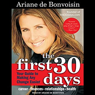 The First 30 Days audiobook cover art