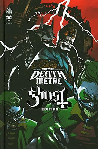 Batman Death Metal #2 Ghost Edition, tome 2 / Edition spéciale, Limitée (Couverture Ghost) (DC REBIRTH)
