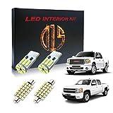 D15 Lighting LED Interior Light Kit for Chevy...