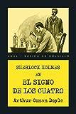 EL SIGNO DE LOS CUATRO (Básica de Bolsillo. Serie Negra nº 342) (Spanish Edition)